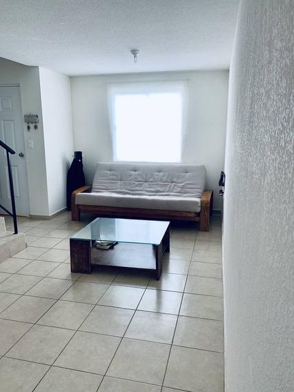 Departamento En Renta Lomelina, Los Viñedos Residenciales Pachuca (caminera)