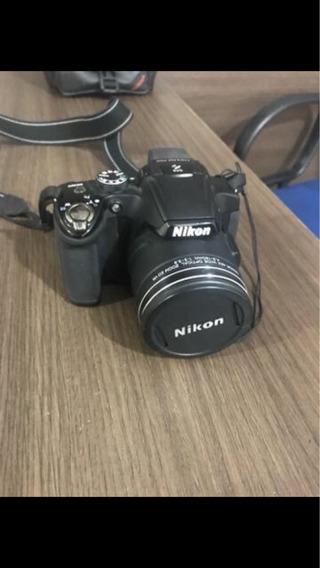 Câmera Semi Profissional Coolpix P510