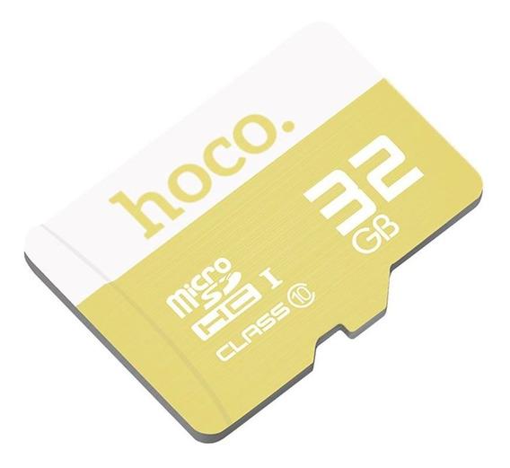 Cartão De Memória Hoco Microsd Tf-32 Classe 10 32gb