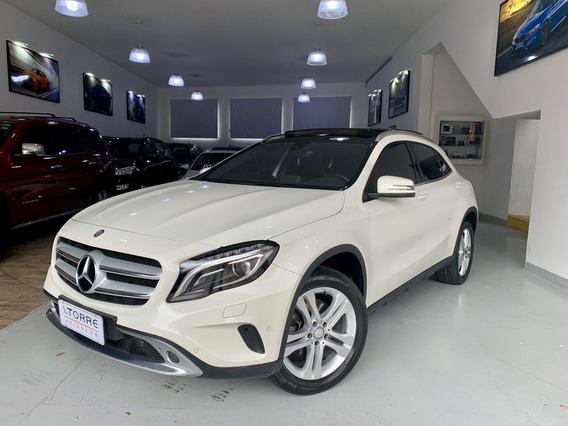 Mercedes-benz Gla 250 2.0 16v Turbo Gasolina Enduro 4p Aut