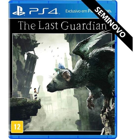 The Last Guardian - Ps4 - Mídia Física