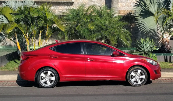 Hyundai Elantra 2011 Versión Americana, Con Marchamo 2020