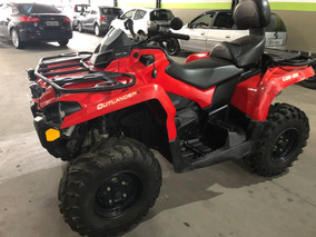 Can-am Outlander Max 450 2016