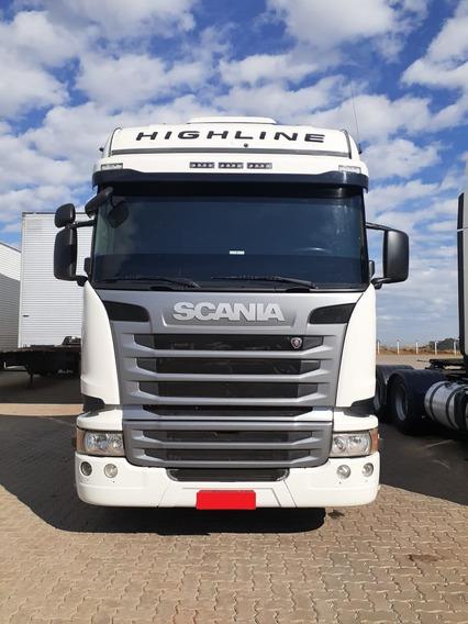 Scania R 440 6x4 Highline 2014/2014