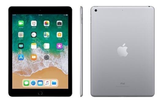 iPad New 6ª Geração 128gb Wifi Ano Nfe Gar 1 Ano 12x Sj