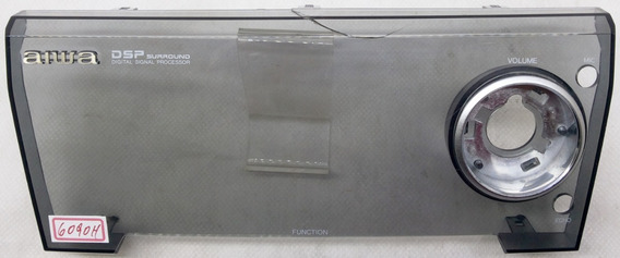 Acrílico Do Painel Micro System Aiwa Nsx-t9 *6090h