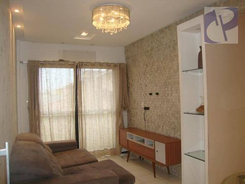 Apartamento À Venda, 60 M² Por R$ 199.000,00 - Cidade Dos Funcionários - Fortaleza/ce - Ap1421