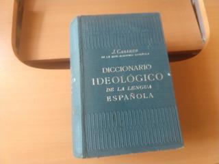 10 Verdes 1957 Diccionario Ideológico De La Lengua Española