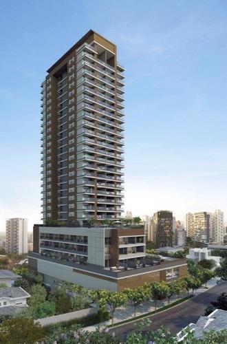 Studio Residencial Para Venda, Vila Madalena, São Paulo - St6852. - St6852-inc