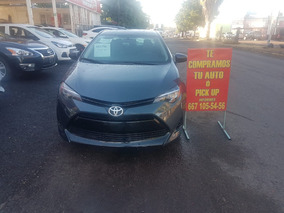 Toyota Corolla Base 2017