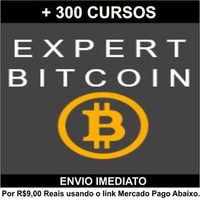 Curso Expert Bitcoin Atualizado + 300 Cursos