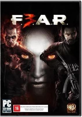 Jogo Pc Fear 3