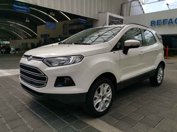 Ford Eco Sport 2017 5p Trend L4/2.0 Man