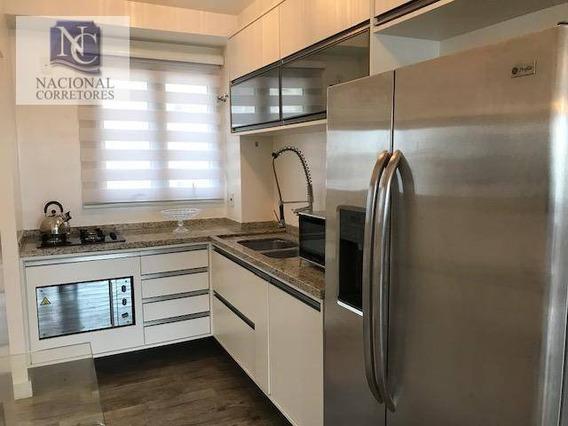 Apartamento Residencial À Venda, Centro, Santo André - Ap4284. - Ap4284