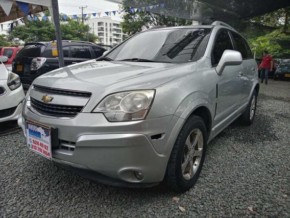 Chevrolet Captiva Sport 4x4 Motor 3.0 Plata 2011 5 Puertas