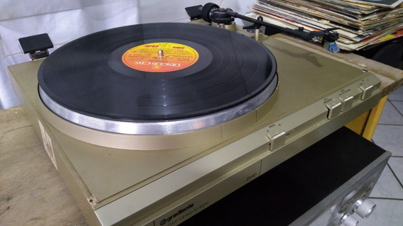 Toca Discos Gradiente Ds-40 Original