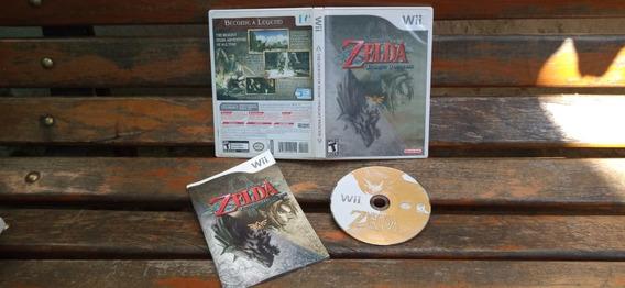 The Legend Of Zelda - Twilight Princess Nintendo Wii