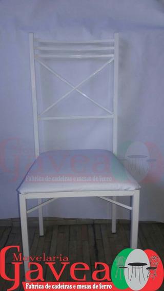 Fábrica De Cadeiras De Ferro Metalon 20x20, Salão De Festas