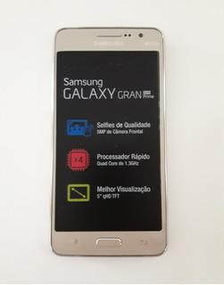 Samsung Galaxy Gran Prime Dual Chip Dourado