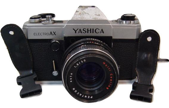 Câmera Analógica Yashica Electro Ax