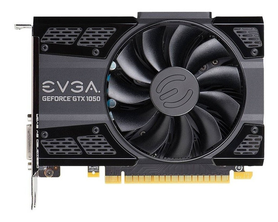 Placa De Vídeo Evga Nvidia Geforce Gtx 1050 2gb Ssc Gaming