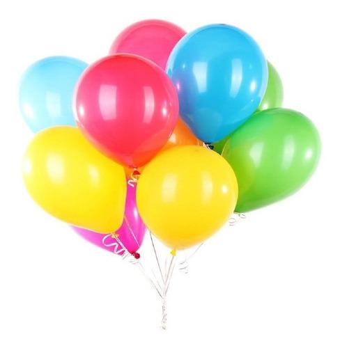Bombas/globos R9 Eventos  Decoracion Y Colores Paquete X 50