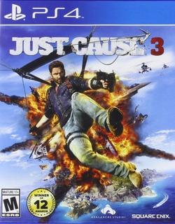 Just Cause 3 Ps4 Nuevo Y Sellado