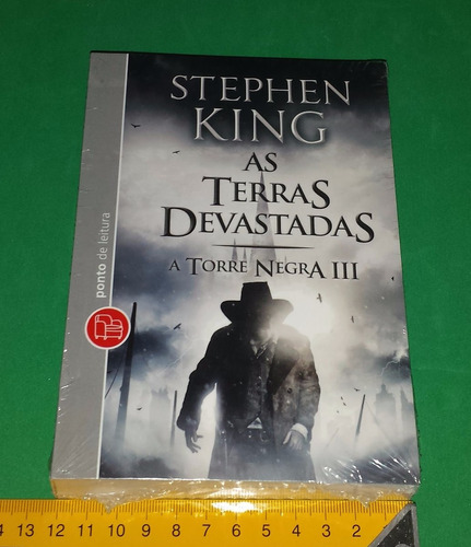 A Torre Negra - As Terras Devastadas De Stephen King