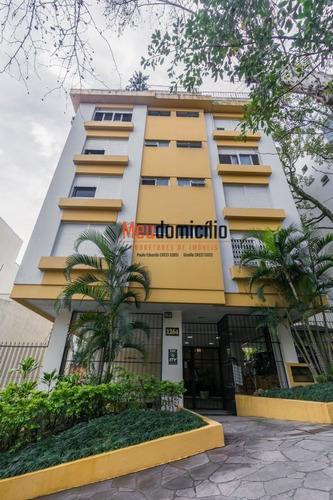 Apartamento A Venda No Bairro Bom Fim Em Porto Alegre - Rs.  - 16198 Md-1