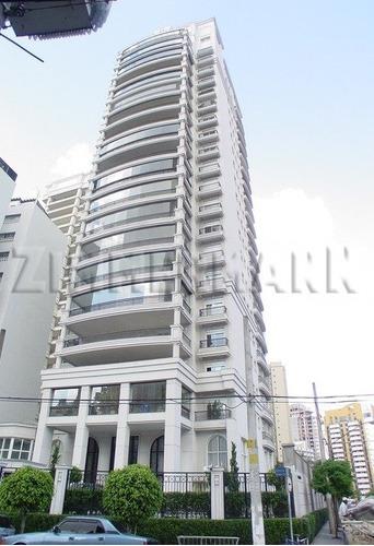 Apartamento - Vila Nova Conceicao  - Ref: 117416 - V-117416