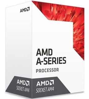 Amd A10 9700 Procesador Am4 Radeon R7 Tranza Uruguay