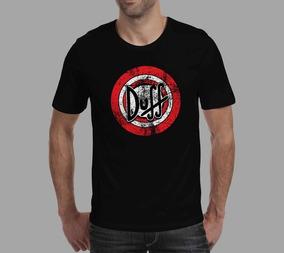 Camiseta Duff - Preta