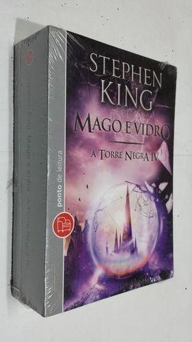 Mago E Vidro - A Torre Negra Iv Stephen King