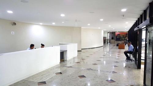 Imagem 1 de 12 de Conjunto Comercial Para Locação Em São Paulo, Cidade Monções, 3 Banheiros, 4 Vagas - 240_1-1711972
