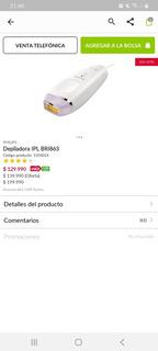 Depiladora Ipl Philips