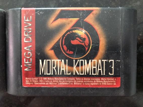 Mortal Kombat 3 E Carmem Sandiego - Originais E Frete Grátis