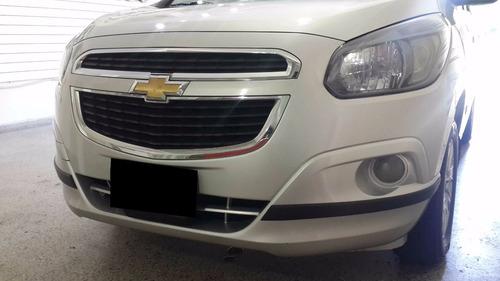 Chevrolet Spin Combo Baguetas + Protectores Anchos 50mm