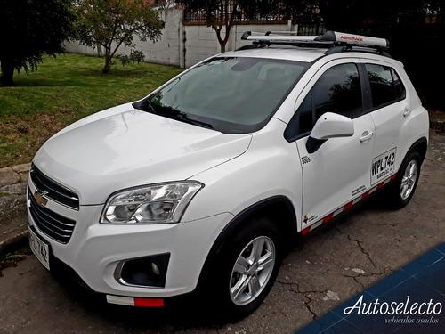 Chevrolet Tracker Lt 2017 ( Opción De Pasar A Particular)