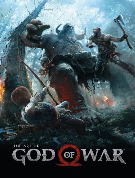 Livro - The Art Of God Of War - Importado - Frete Gratis