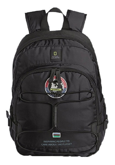Mochila Portanotebook Y Tablet National Geographic Explorer