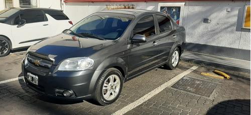 Chevrolet Aveo Lt 1.6 Automático, Gnc