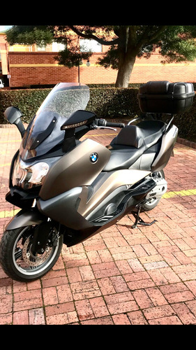 Bmw C 650 Gt Scooter