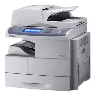 Vendo Impresora Samsung Scx-6555nx Multifuncion Laser Black