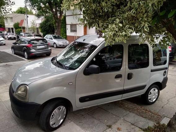 Renault Kangoo 1.9 Diesel 2008 (144.500 Km-muy Buen Estado)