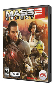 Mass Effect 2 Juego Pc Original Fisico