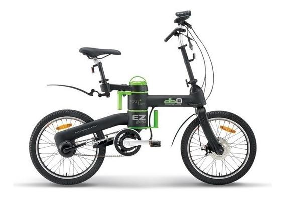 Bicicleta Eléctrica Plegable Dk City Db0 Ez.