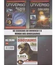 Livro - Box-segredos Dos Universos E Dinossauros