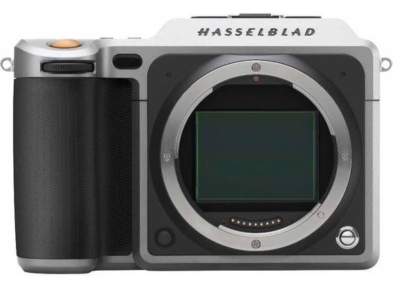 Câmera Digital Médio Formato Hasselblad X1d-50c Impecável