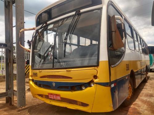 Ônibus Escolar Rural Caio Apache Ano 2003