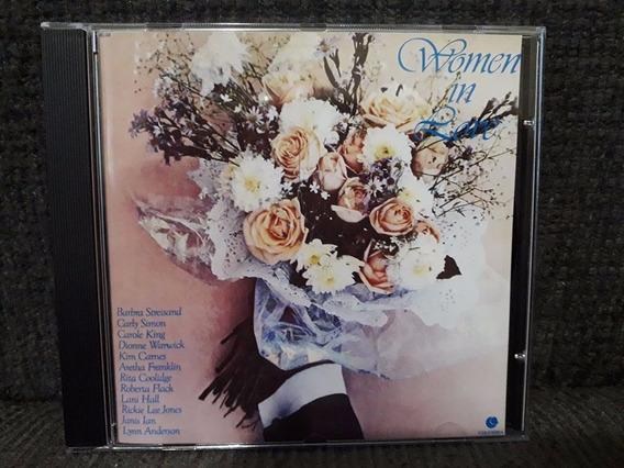 Cd Woman In Love - 1982 - Opus Columbia